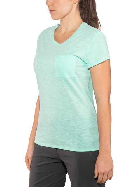 Patagonia W's Mainstay Tee Bend Blue